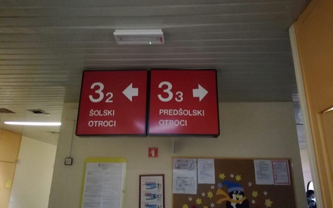 delavnica v bolnišnični šoli