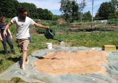 Delavnica Kompostiranje kuhinjskega odpada