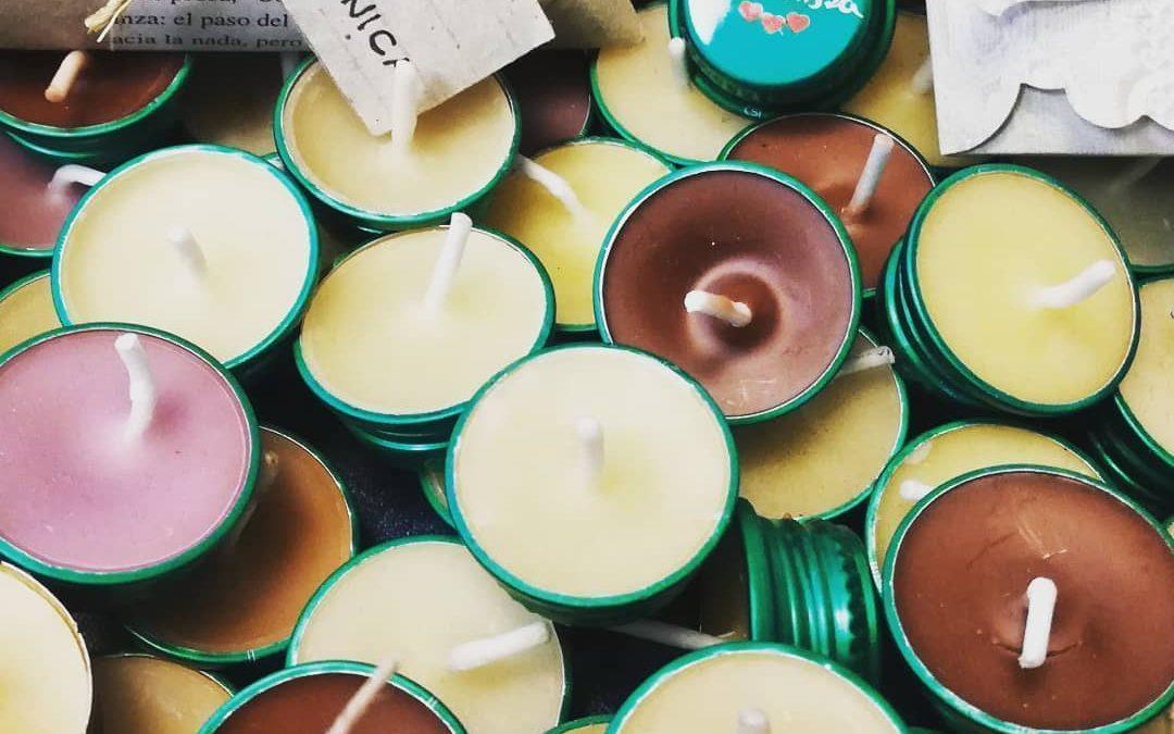 Delavnica izdelave svečk enournic